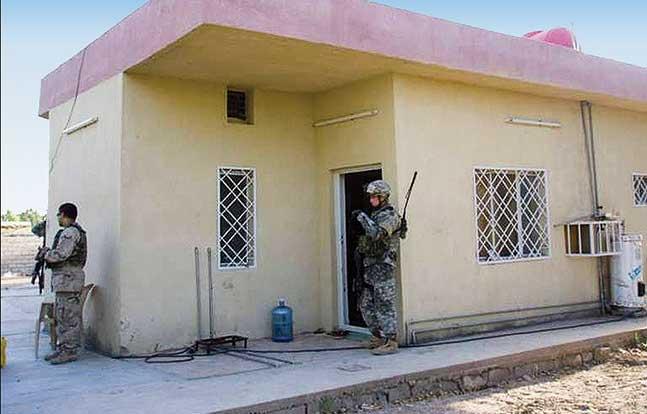 TW Dec hostage rescue house