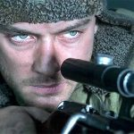 Hollywood Wartime Movies MS 2015 Enemy at the Gate