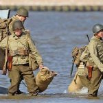 Hollywood Wartime Movies MS 2015 Monuments Men