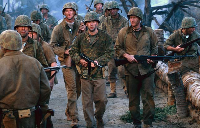 Hollywood Wartime Movies MS 2015 Windtalkers