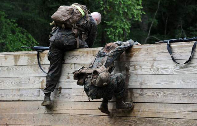 Women Marine Infantry Officer Course