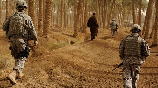 1,500 Troops Iraq addition