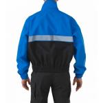 5.11 Tactical Bike Patrol Jacket blue back