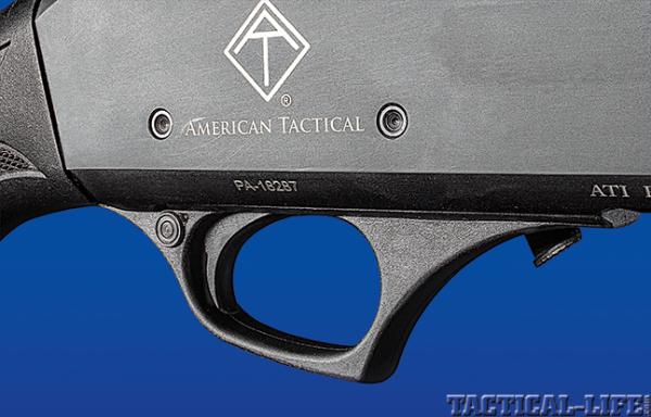 Gun Test Of The Ati Tacpx2 12 Gauge Shotgun