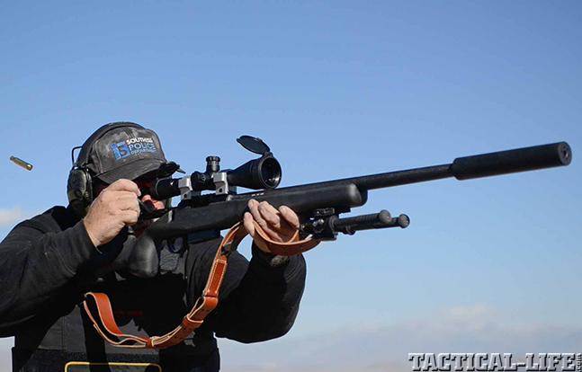 Christensen Arms Tactical Force Multiplier sneak action