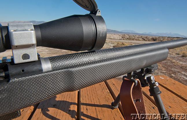 Christensen Arms Tactical Force Multiplier sneak forend