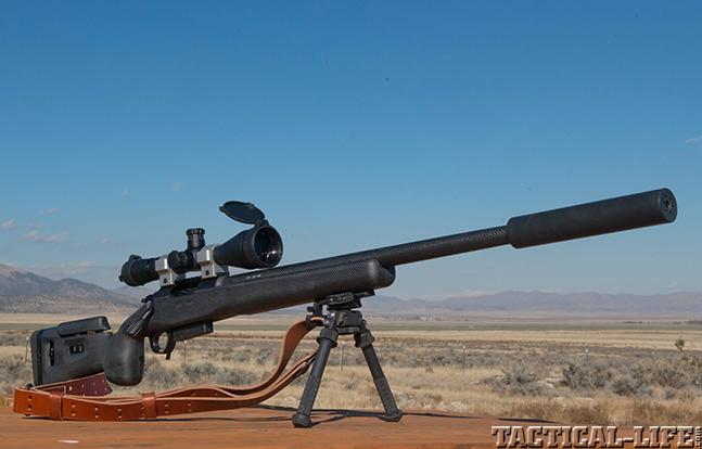 Christensen Arms Tactical Force Multiplier sneak lead
