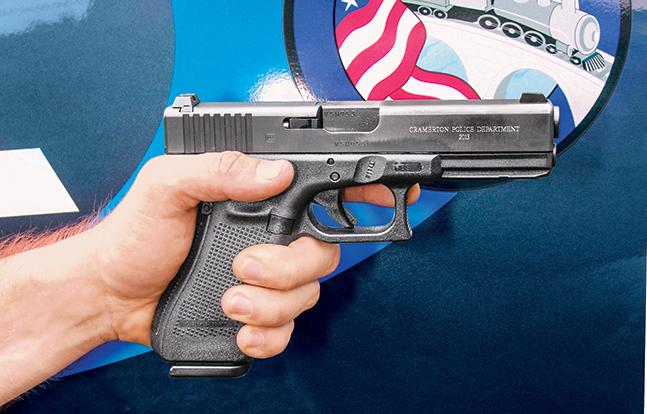 Commemorative TW 2014 Glock