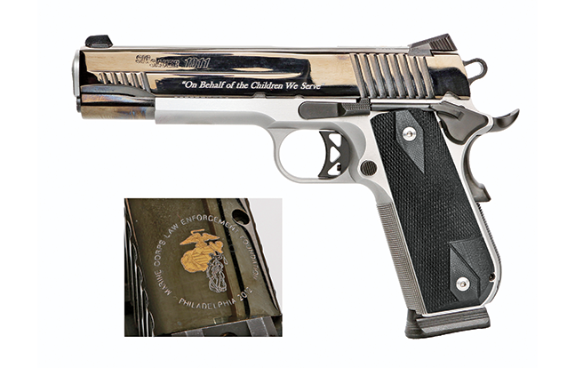 Commemorative TW 2014 Sig Sauer gold package