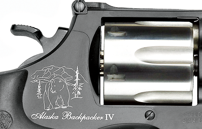 Commemorative TW 2014 Smith & Wesson Backpacker hammer