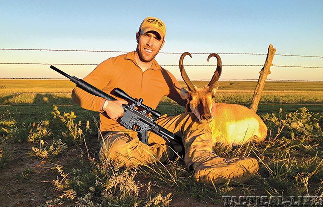 DPMS GII AR 2015 antelope