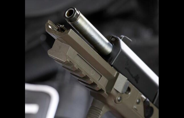 FN Five Seven SWMP 2014 barrel