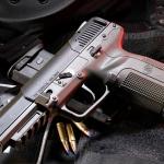 FN Five Seven SWMP 2014 bullets