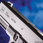 Glock 22 Remington 870 GWLE Glock sight