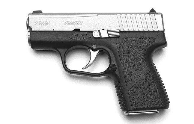 Kahr Arms Deep Cover HBG 2015 PM9
