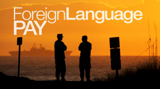 Marines Foreign Language bonus pay
