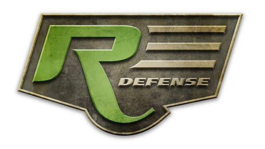Remington Defense logo M40 Sniper Rifle Modular Stock contract