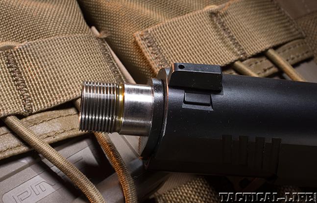 Remington R1 SWMP 2014 barrel