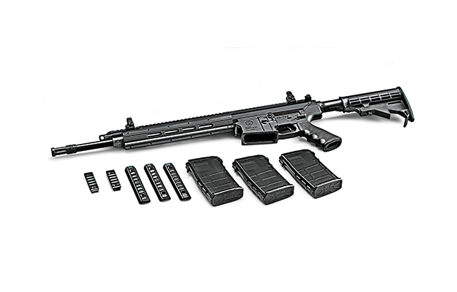 Ruger SR-762 AR 2015 mags