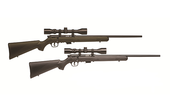 Savage Arms Rimfire packages Mark II FXP 93 FXP