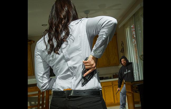 self-defense HBG 2015 woman draw