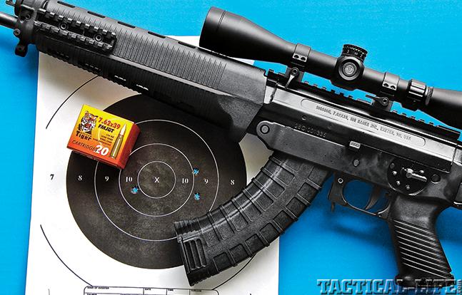 SIG556R AR 2015 target