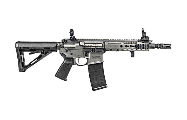 SWMP Jan 2015 top Piston-Driven ARs Barrett REC7 Gen II