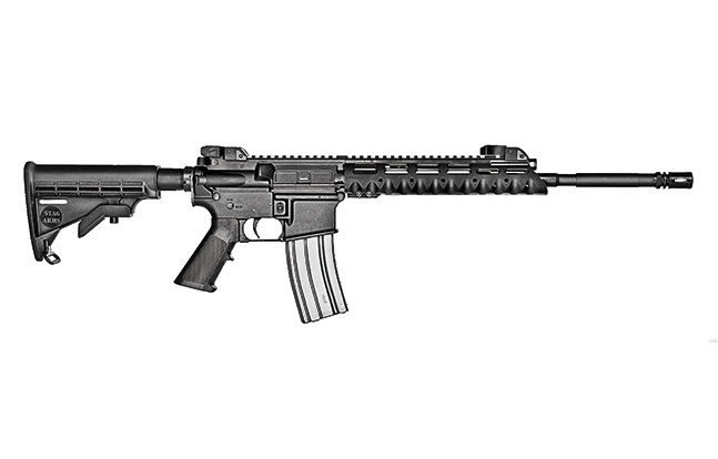 SWMP Jan 2015 top Piston-Driven ARs Stag Arms Model 8T