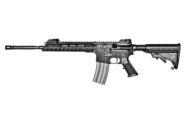 SWMP Jan 2015 top Piston-Driven ARs Stag Arms Model 8TL