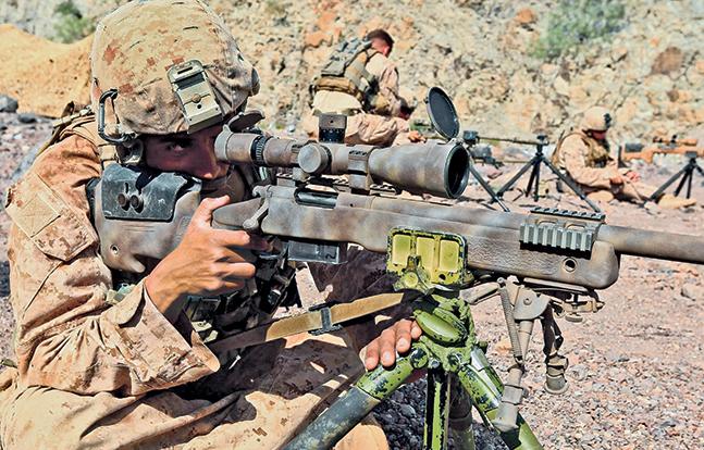 Tactical Rifles M40 Magnum T6 TW Nov aim