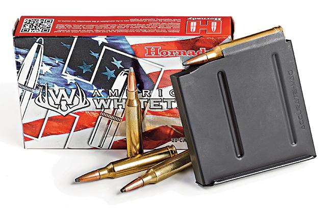 Tactical Rifles M40 Magnum T6 TW Nov ammo