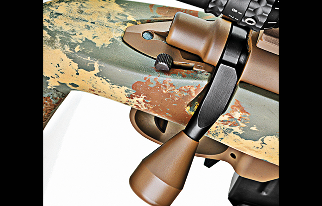 Tactical Rifles M40 Magnum T6 TW Nov safety