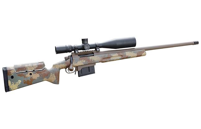 Tactical Rifles M40 Magnum T6 TW Nov solo