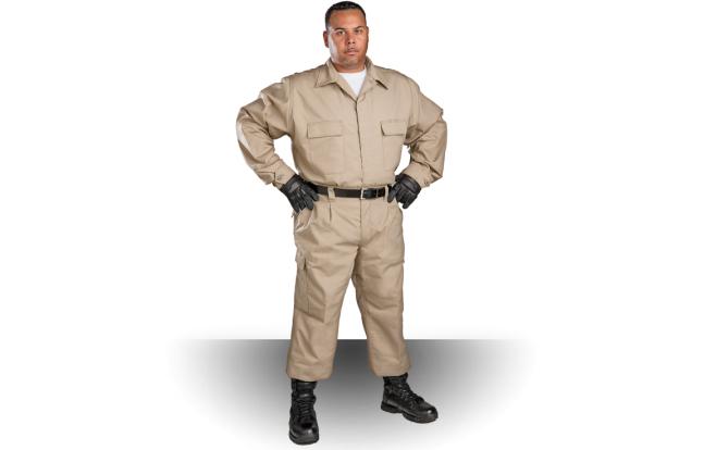ThorShield 2014 IACP Uniform