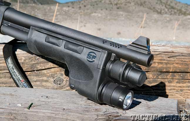 TW Dec Remington 870 Police Magnum forend