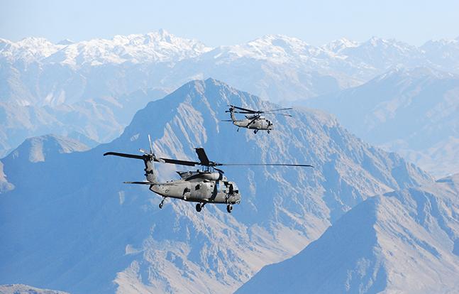 UH-60M Black Hawk Sikorsky