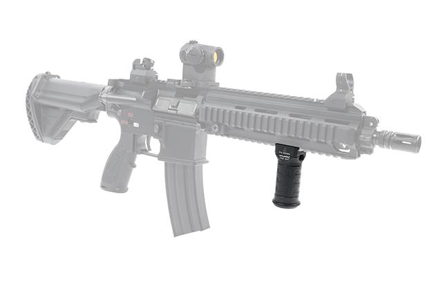 Wilcox Stubby Grips steady gun
