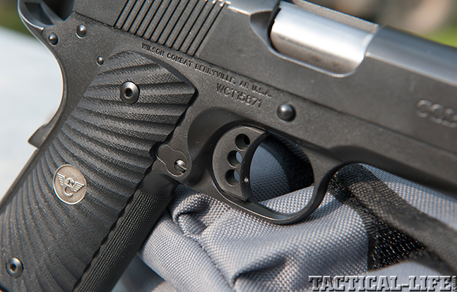 Wilson Combat CQB 2014 eg trigger