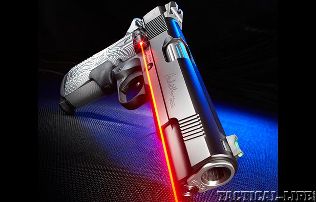 Wilson Combat Hackathorn Special 2014 eg laser