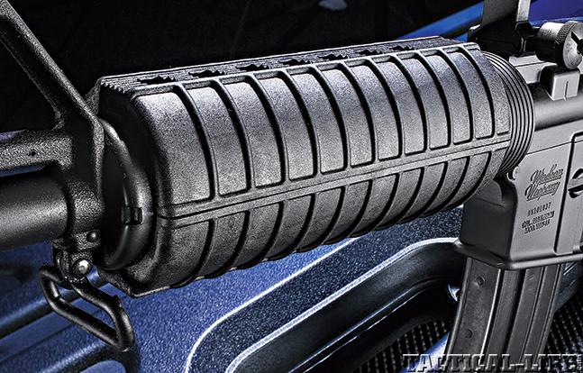 Windham Weaponry HBC GWLE Dec 2014 forend