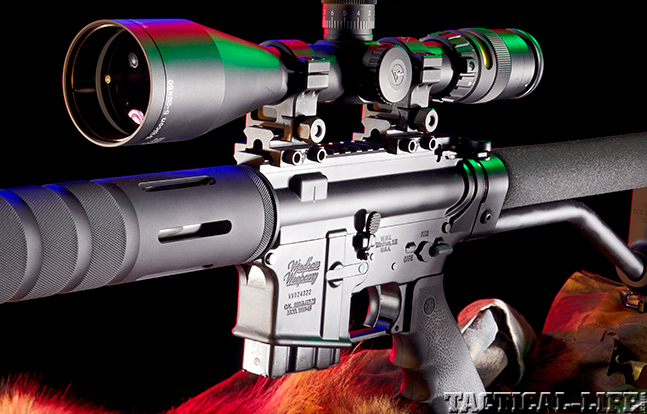 Windham Weaponry VEX SS AR 2015 scope