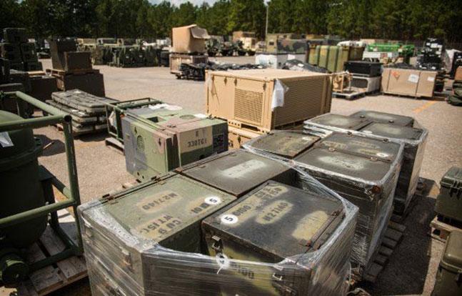 1033 Program Fort Bragg Fayetteville