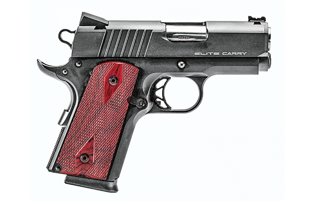 15 Officer 1911s GBA 2015 Para Elite Carry