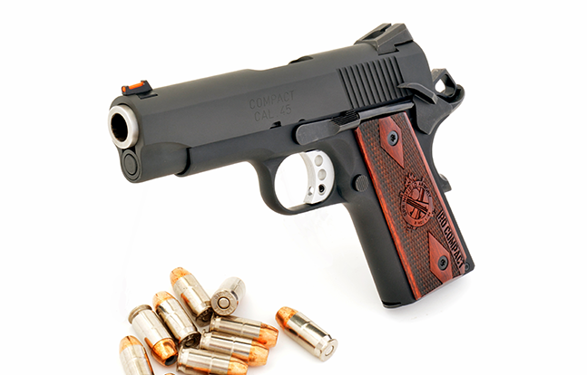 15 Officer 1911s GBA 2015 Springfield