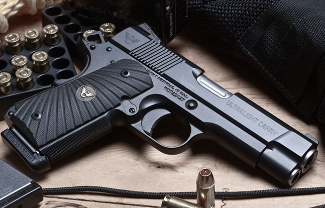 15 Officer 1911s GBA 2015 Wilson Combat