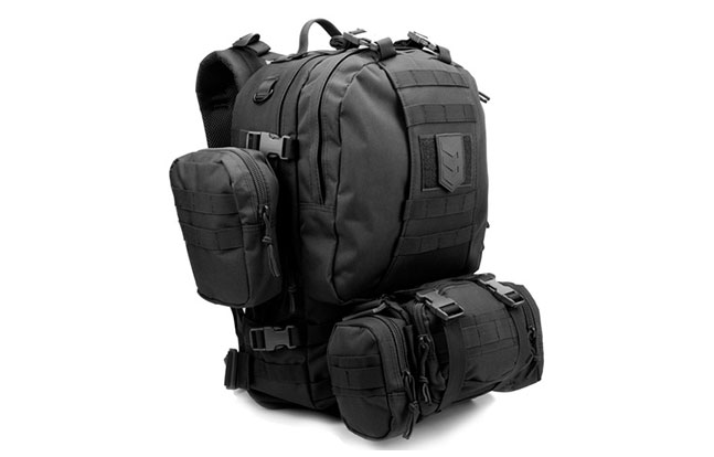 3V Gear Paratus 3 Day Operator's Pack black lead
