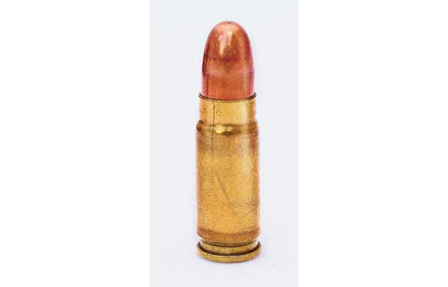 7.62x25mm, 7.62x25mm ammo, 7.62x25mm cartridge