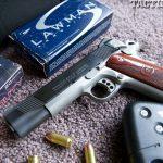 Combat Handguns top 1911 2015 COLT COMBAT ELITE ammo