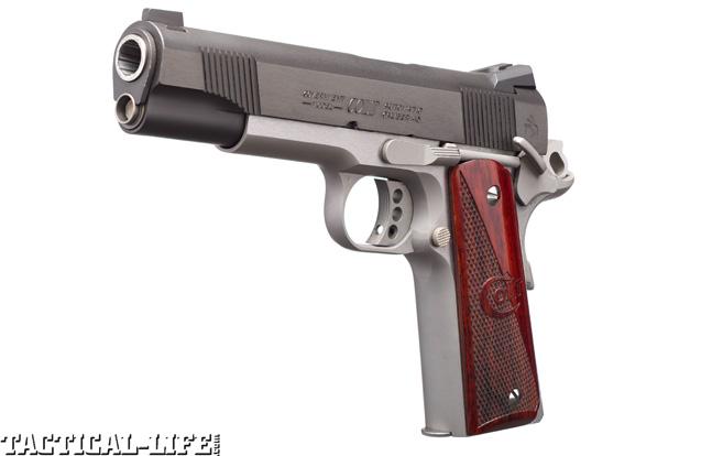 Combat Handguns top 1911 2015 COLT COMBAT ELITE .45