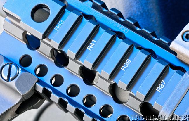 Top 30 Rifles TACTICAL WEAPONS 2014 Daniel Defense Lightweight Package rail